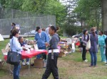 LCHP and students at Berwyn Day