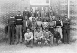 1938 Lakeland HS Senior Class with Principal Smith