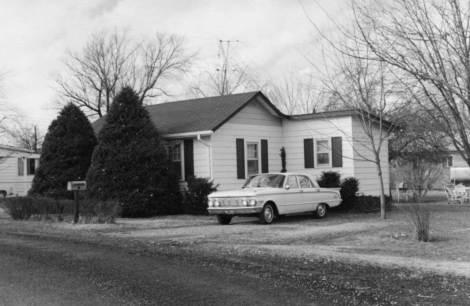 Edwards home