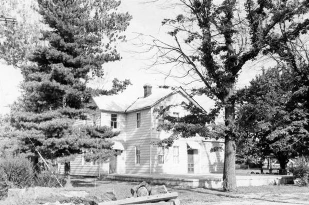 Located in the eastern section of Lakeland, the Elks Home, seen here circa 1965, was owned and operated by the Improved Benevolent and Protective Order of Elks, an organization created in 1899 in answer to the exclusion of African Americans in the Benevolent and Protective Order of Elks. The group was a social and charitable fraternal organization. To raise funds, it hosted regular events that were open to those living in Lakeland and the surrounding communities