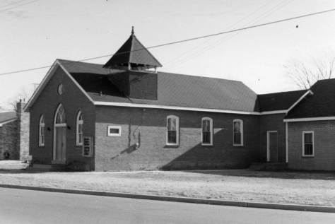 Embry A.M.E. Church was founded in 1903 in the home of Samuel and Georgianna Stewart.  The congregation built a chapel in 1905. In 1918 the building was moved to a site on Lakeland Road.  In 1920, a new church on the same location replaced the chapel.