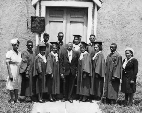 In 1901, the First Baptist Church purchased a parcel of land from church deacon John C. Johnson, and the church was relocated to its current location on Lakeland Road.