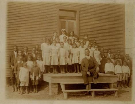 Lakeland School circa 1915