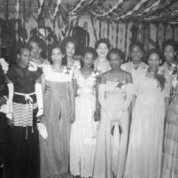 Social Club dance, Lakeland Hall