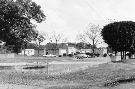 Lakeland School circa 1958