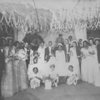 Sharps wedding at Lakeland Hall