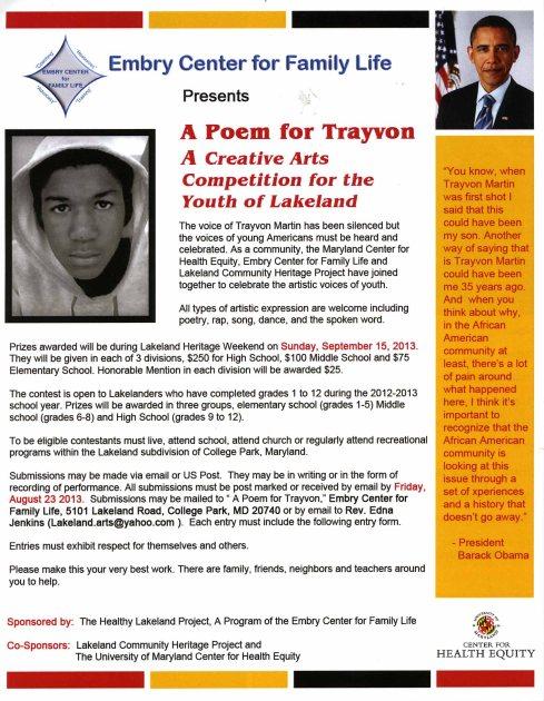 trayvonI